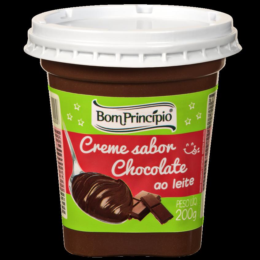 Creme Sabor Chocolate ao Leite
