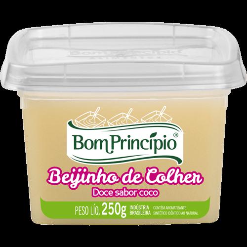 Doce sabor Coco Beijinho de Colher