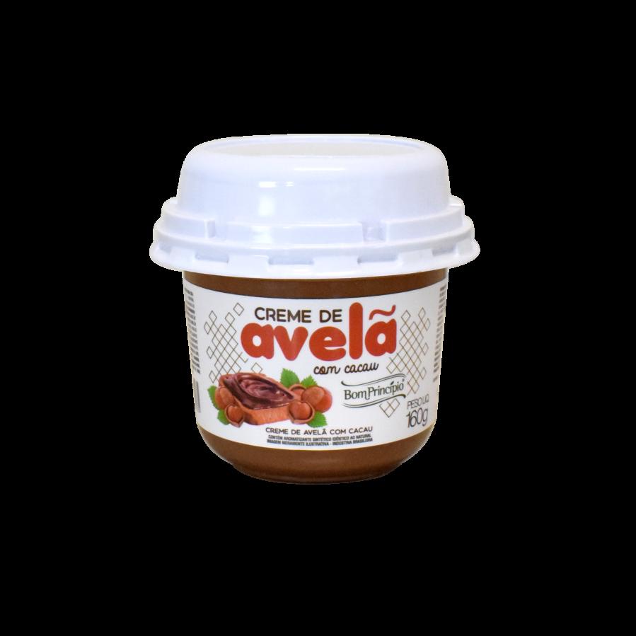 Creme de Avelã com Cacau 160g