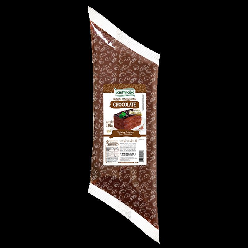Recheio e cobertura sabor Chocolate 1,01kg