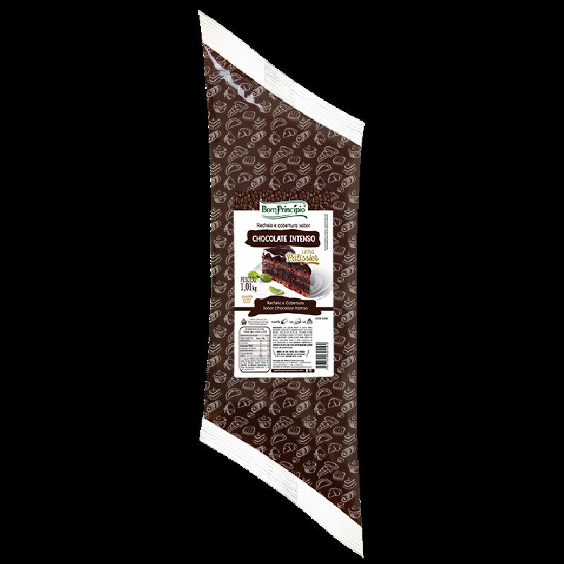 Recheio e cobertura sabor Chocolate Intenso 1,01kg