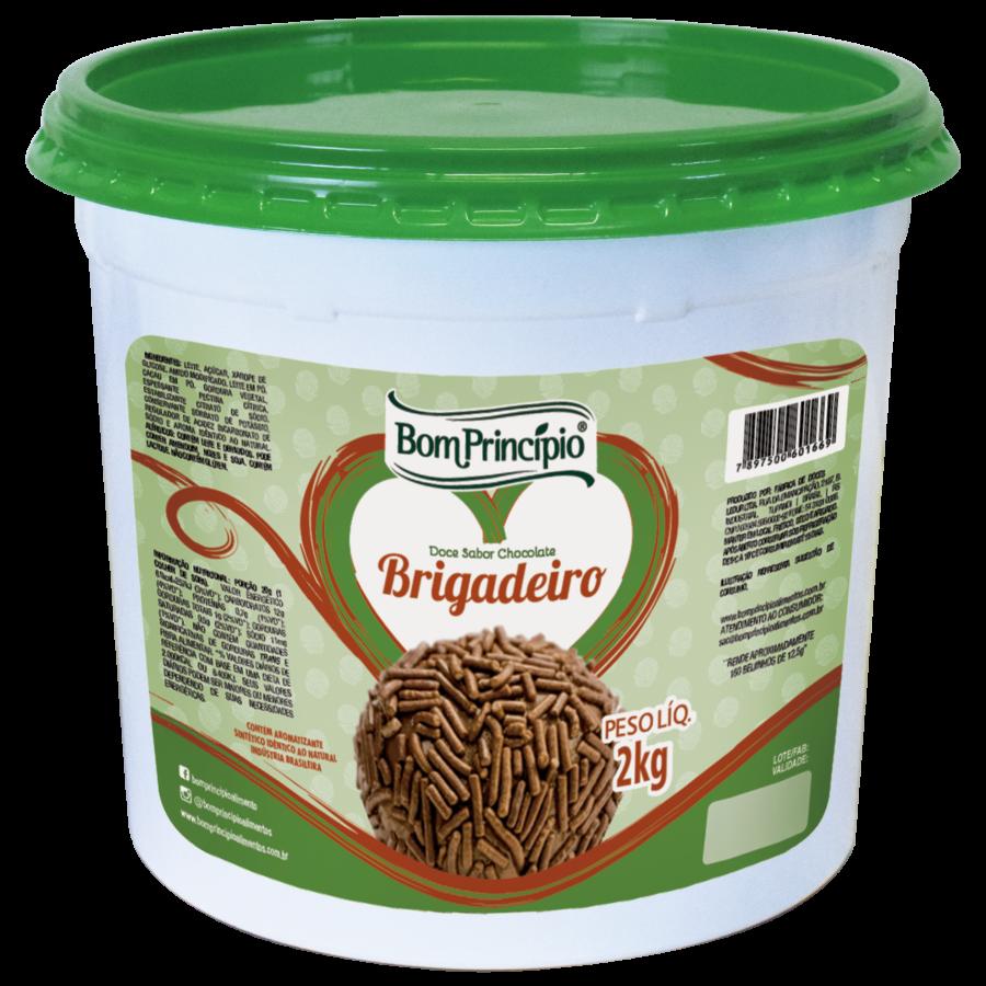 Brigadeiro - Sobremesa Láctea com Chocolate