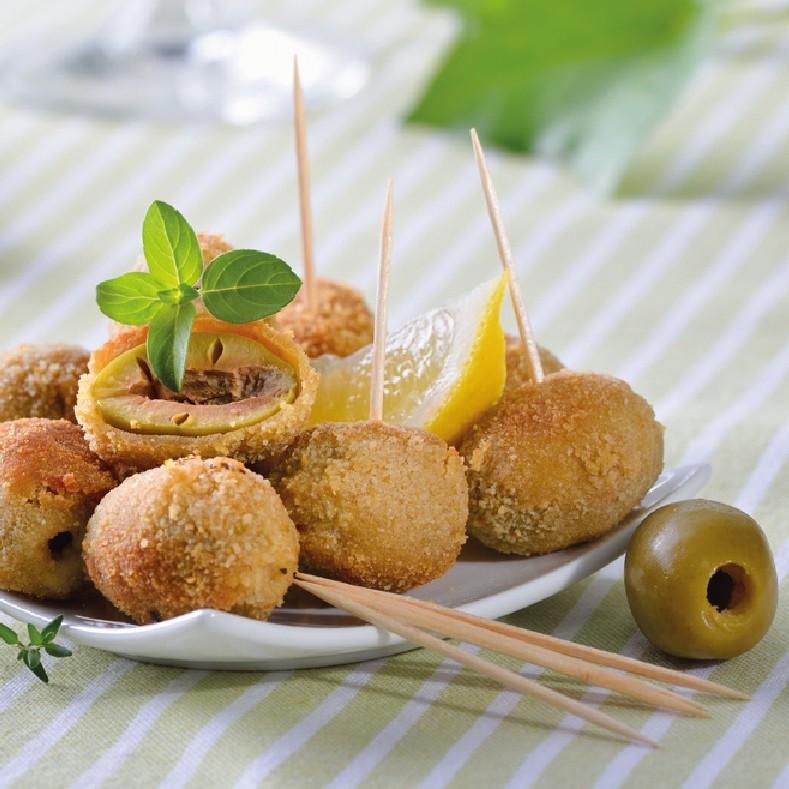 Azeitonas Empanadas